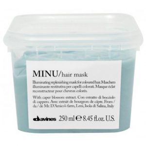 Davines Essential Minu Hair mask 250ml – Mascarilla cabellos teñidos