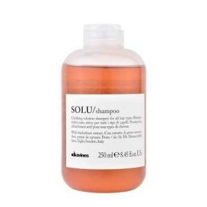 Davines Essential SOLU CHAMPOO 250ml – Champú refrescante