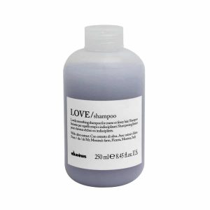 Davines Essential Love smooth 250ml – Champú ALISANTE ANTIENCRESPADO